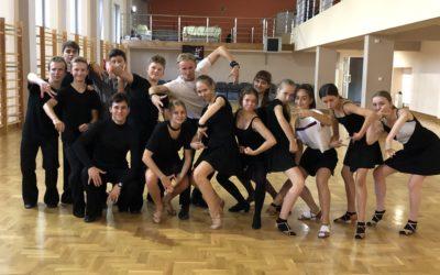 """""""EVOLUTION Camp"""" – zimowe iletnie obozy treningowe dla tancerzy sportowych wsezonie 2019/2020"""